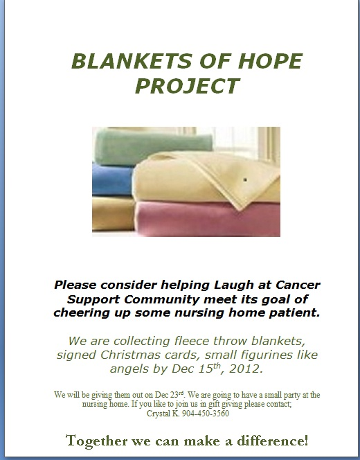 Blankets Of Hope Project