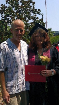 My Graduation in 2011