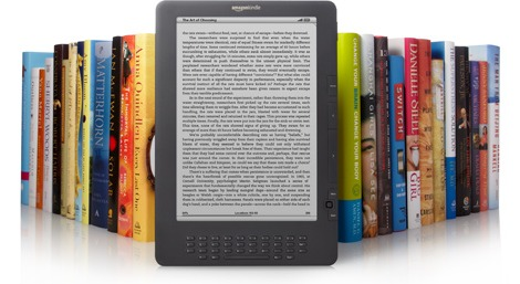 Keep all your e-books in one place and access them anywhere.