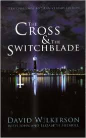 Cross and switchblade