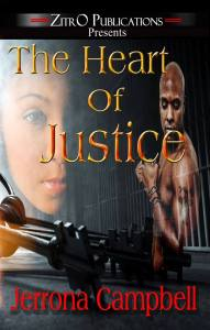 Heart of justice cover-Jerrona