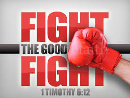 good fight timothy