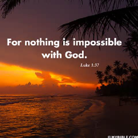 impossible God
